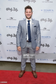 """LOS ANGELES, CA - SEPTEMBER 21: Scott Bender attends the premiere of """"Already Lucky"""" at Downtown Independent Theater on September 21, 2018 in Los Angeles, California. (Photo by Michael Tullberg/Getty Images)"""