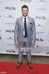 "LOS ANGELES, CA - SEPTEMBER 21: Scott Bender attends the premiere of ""Already Lucky"" at Downtown Independent Theater on September 21, 2018 in Los Angeles, California. (Photo by Michael Tullberg/Getty Images)"